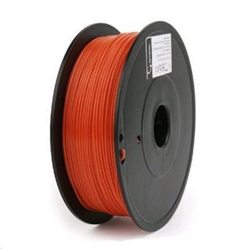 Tisková struna (filament) GEMBIRD, PLA PLUS, 1,75mm, 1kg, červená