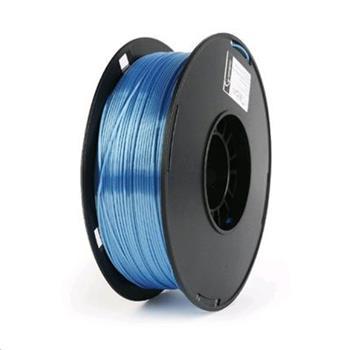 Tisková struna (filament) GEMBIRD, PLA PLUS, 1,75mm, 1kg, modrá