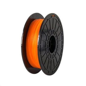 Tisková struna (filament) GEMBIRD, PLA PLUS, 1,75mm, 1kg, oranžová