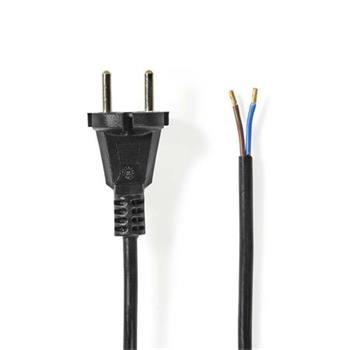 Nedis VCPC110CBK100 - Napájecí Kabel Vysavače | 10 m