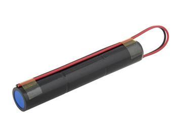 Baterie pro nouzová světla Ni-Cd 3,6V 2500mAh vysokoteplotní