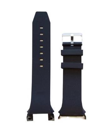 IMMAX řemínek pro chytré hodinky SW7 černý