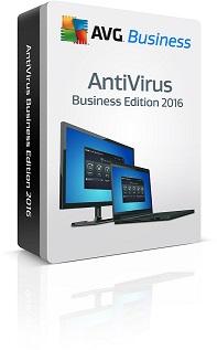 AVG Anti-Virus Business Edition (20-49) lic. na 3 roky