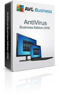 AVG Anti-Virus Business Edition (1-4) lic. na 1 rok