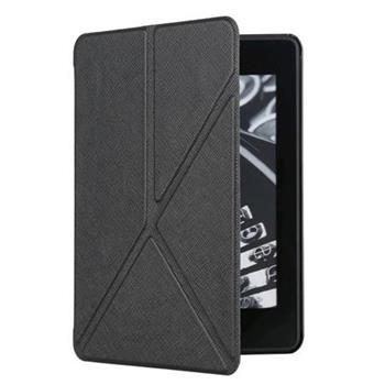 C-TECH PROTECT pouzdro pro Amazon Kindle PAPERWHITE 4, WAKE/SLEEP funkce,hardcover, AKC-13, černé
