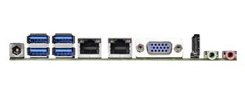 ASROCK INDUSTRIAL MB IMB-155B/N3160 s integrovaným CPU Intel N3160 (2x DDR3L SODIMM, VGA+HDMI +LVFS, SATA, PCI-ex, USB3, 2xGLAN