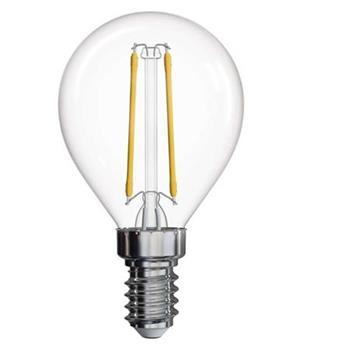 Emos LED žárovka MINI GLOBE, 2W/25W E14, WW teplá bílá, 250 lm, Filament A++