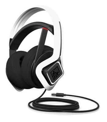HP OMEN by Mindframe Prime Headset White - sluchátka