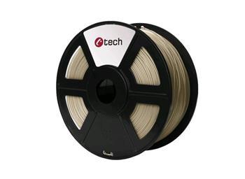 C-TECH tisková struna ( filament ) , PLA, 1,75mm, 1kg, bronz
