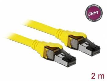 Delock Cable RJ45 Cat.8.1 S/FTP 2 m