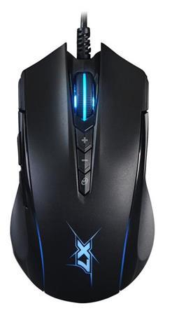A4tech X89 Oscar Neon herní myš, USB, 2400dpi, 7 efektů podsvícení, 3 herní módy