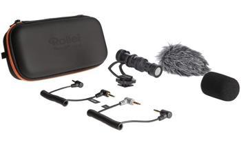 Rollei Hear:Me/ Mini mikrofon