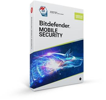 Bitdefender Mobile Security for Android 1 zařízení na 1 rok