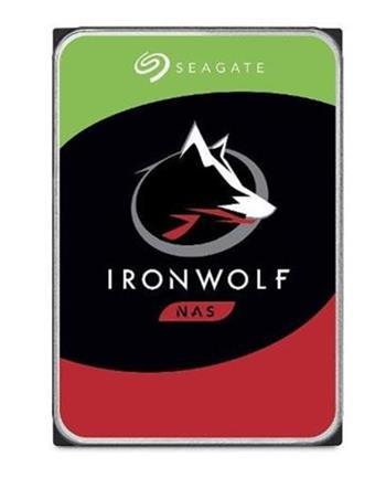 Seagate IronWolf, NAS HDD, 10TB, 3.5