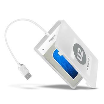 AXAGON ADSA-1S, USB2.0 - SATA HDD/SSD adaptér vč. 2.5