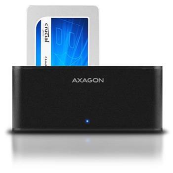AXAGON ADSA-SMB, USB3.0 - SATA 6G COMPACT HDD dock BLACK