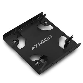 AXAGON RHD-225L, hliníkový rámeček pro 2x 2.5