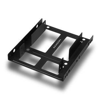 AXAGON RHD-225, kovový rámeček pro 2x 2.5
