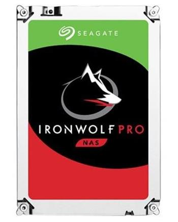 Seagate IronWolf PRO, NAS HDD, 4TB, 3.5