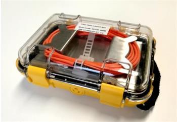 Předřadné vlákno 500M ST/PC-ST/PC, MULTIMODE 50/125UM, OM2, CORNING