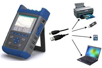 CETC OTDR tester 6418-2103 1310/1550nm