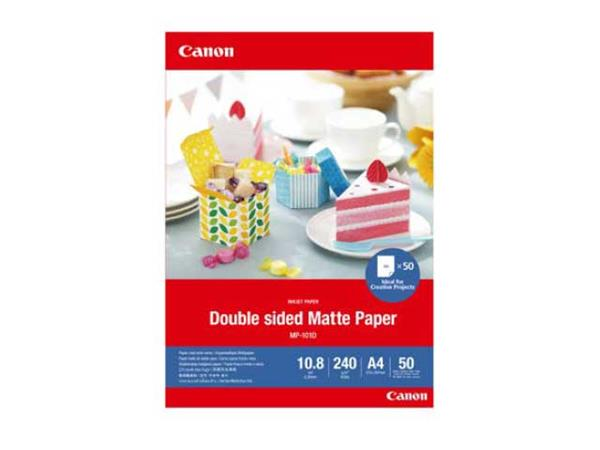 Canon fotopapír DOUBLE MATTE PHOTO PAPER A4 50 sheets