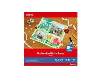 Canon fotopapír DOUBLE MATTE PHOTO PAPER 12x12 30 sheets
