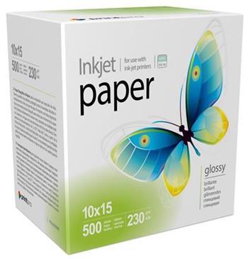 Colorway fotopapír Print Pro lesklý 230g/m2/ 10x15/ 500 listů