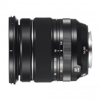Fujifilm FUJINON XF16-80MMF4 R OIS WR BLACK
