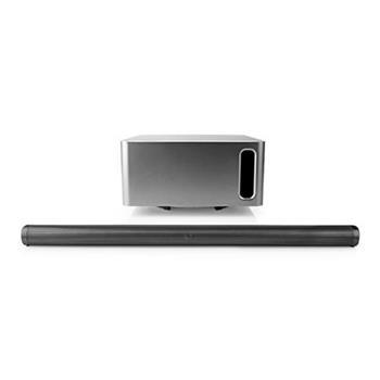 Nedis SPSB420BK - Soundbar | 405 W | 2.1 | Bluetooth® | Subwoofer | Dálkový Ovladač | Nástěnný Držák