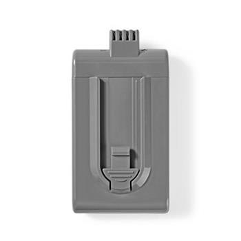 Nedis V2AHDY21V602 - Baterie do Vysavače | Li-Ion | 21,6 V | 2 Ah | 43,2 Wh | Náhrada za Dyson DC16 řady