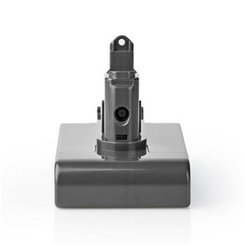 Nedis V2AHDY22V201 - Baterie do Vysavače | Li-Ion | 22,2 V | 2 Ah | 44,4 Wh | Náhrada za Dyson DC35/DC57 řady (uvedenou na trh v č