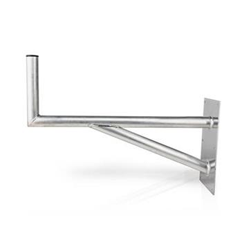 Nedis SDWM800ME - Satellite Wall Mount | 800 mm | Aluminium