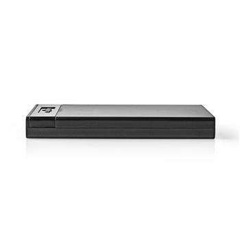 Nedis HDDE25301BK - Přenosný Box pro Pevný Disk | 2,5