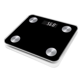 PLATINET chytrá osobní váha s Bluetooth, černá