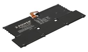 2-Power 844199-855 alternativ Baterie (4 Cells) 7.68V 38Wh