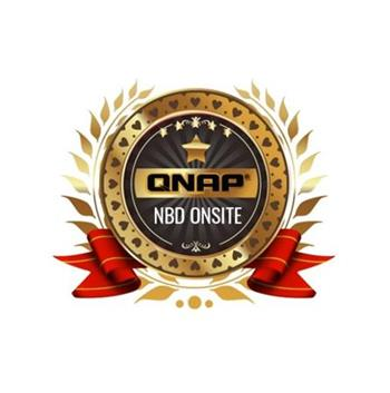 QNAP 5-year Onsite warranty for TVS-1672XU-RP-i3-8G in CZ & SK - ONSITE5Y-TVS-1672XU-RP-i3-8G-PL