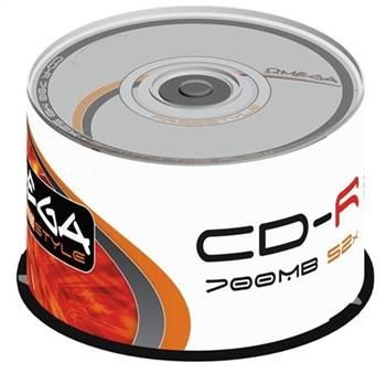 FREESTYLE CD-R 700MB 52X CAKE*50 [56667]