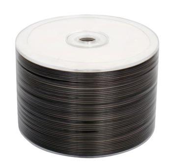 FIESTA CD-R 700MB 52X FF WHITE INKJET PRINTABLE SP*50 [43718]