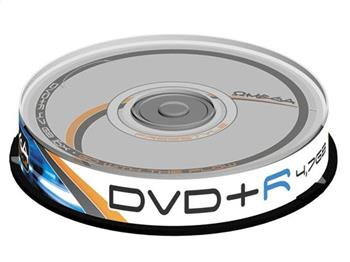FREESTYLE DVD+R 4,7GB 16X CAKE*10 [56683]