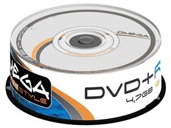 FREESTYLE DVD+R 4,7GB 16X CAKE*25 [56682]