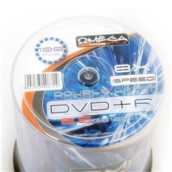 FREESTYLE DVD+R 8,5GB 8X DOUBLE LAYER CAKE*100 [40871]