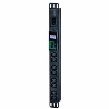 APC Easy PDU, Metered, 1U, 16A, C20-> (8)C13