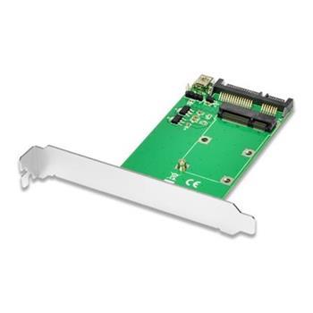 AXAGON RSS-MSD, SATA - mSATA SSD interní 2.5