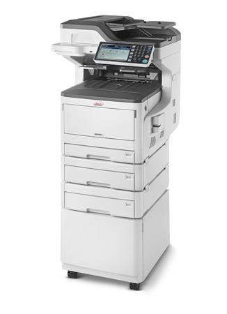 !! AKCE !! OKI MC883dnct A3 35/35 ppm 1200x1200 dpi PCL6/PS3,USB 2.0,LAN (Print/Scan/Copy/Fax)