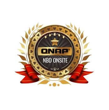 QNAP 5-year Onsite warranty for TS-1263XU-4G in CZ & SK
