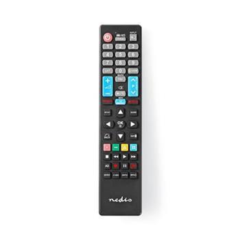 Nedis TVRC41LGBK - Náhradní Dálkový Ovladač | LG TV | Připraveno k Použití