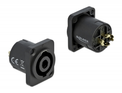 Delock Typu D Modul Speaker Twist samice na kolík k pájenému spoji