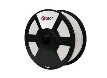 C-TECH tisková struna ( filament ) , PETG, 1,75mm, 1kg, natural
