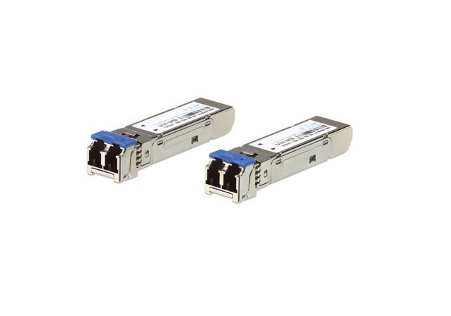 Aten 1.25G Multi-Mode/550M Fiber SFP Module